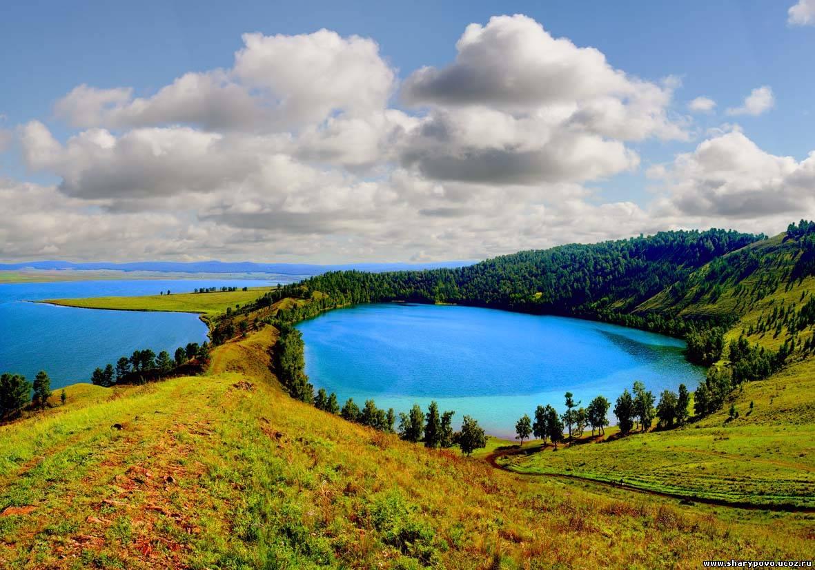 Озера шарыповского района красноярского края рыбалка